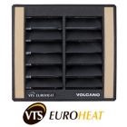 Воздушно-отопительный аппарат VOLCANO MINI -от 3 до 20 кВт-в комплекте с консолью